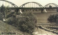 Most łukowy z 1931 r.