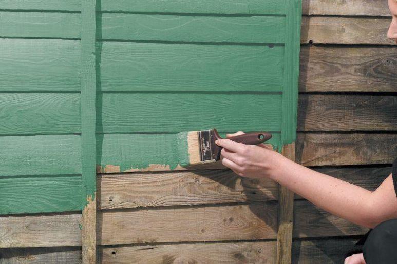 Jak Pomalować Altankę I Meble Ogrodowe Gazeta Powiatowa
