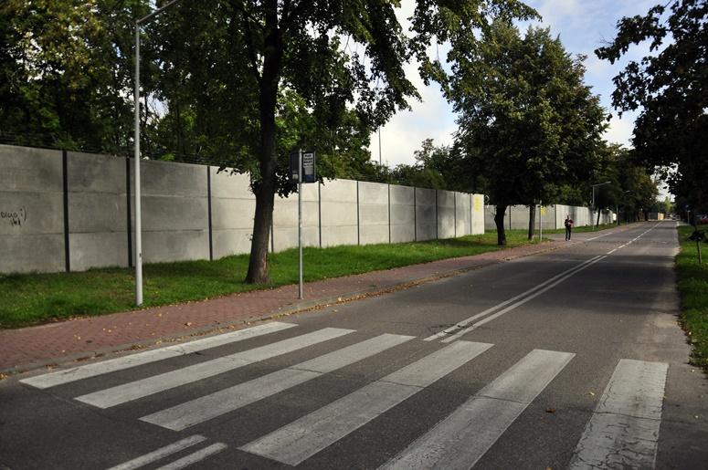 Legionowo jakie murale pojawi si na ogrodzeniu for Mural legionowo