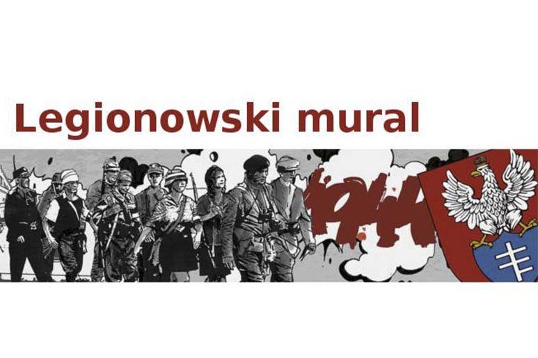 Legionowo czo gi wojskowa groch wka i wycieczka for Mural legionowo