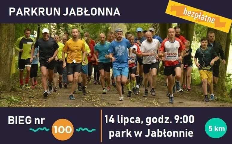 parkrun Jabłonna # 105