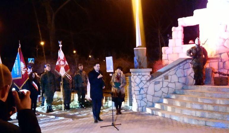 Jabłonna Obchody Narodowego Dnia Pamięci żołnierzy Wyklętych