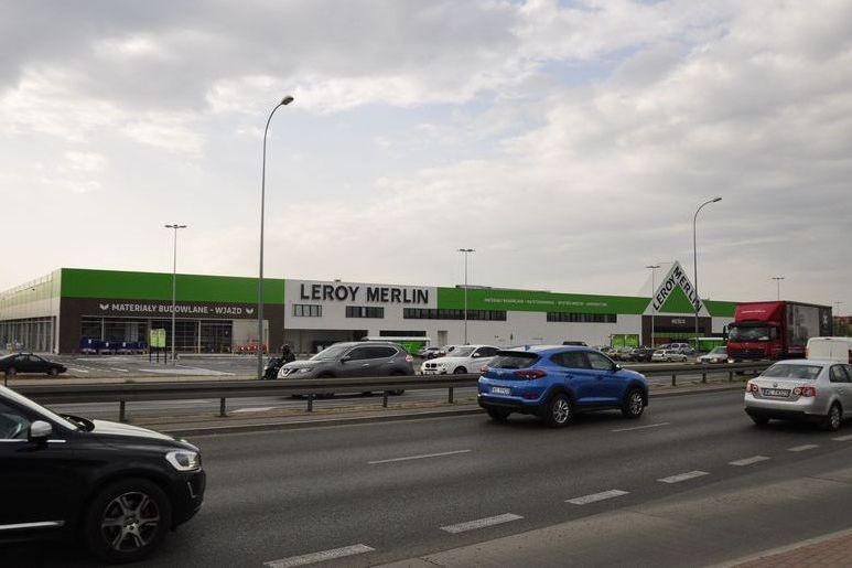 Jablonna W Piatek Otwarcie Leroy Merlin W Jablonnie Duze Promocje Na Start Gazeta Powiatowa