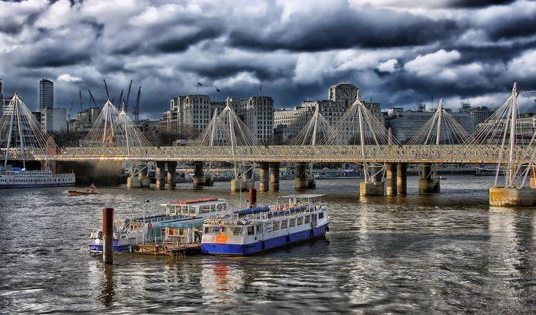 Podłączyć strony w Londynie